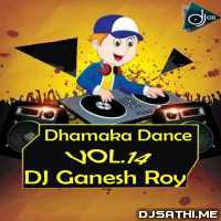 Hot Dance Mashup (Full Pagal Dance Mix) DJ Ganesh Roy Poster
