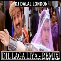 Dil Laga Liya Maine Tumse Pyar Kerte (90s Trap Remix) - Dj Dalal London Poster
