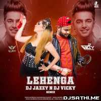 Lehenga (Remix) - DJ Jazzy n DJ Vicky Poster