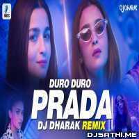Prada (Remix) - DJ Dharak Poster