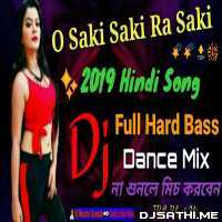 O Saki Saki Ra Saki Dj Song (Full Hard Bass Dance Mix) - Dj Marter Ganesh Poster
