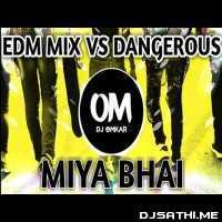 MIYA BHAI (In Edm Mix) - DJ MRX REMIX x DJ OMKAR Poster