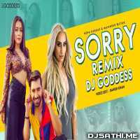 Sorry (Remix) - DJ Goddess Poster