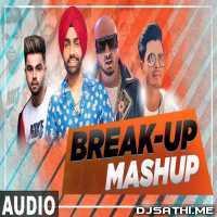 Breakup Mashup 2019 DJ Harshal Poster
