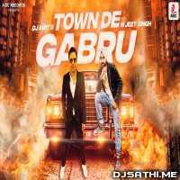 Town De Gabru - DJ Amit B Ft. M Jeet Singh Poster