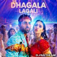 Dhagala Lagali (Hindi Remix) Dj Star Akash Poster