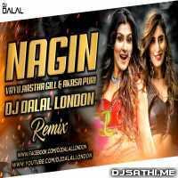 Naagin (Trap Remix) - DJ Dalal London ft. Astha Gill, Vayu Poster