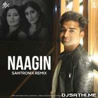 Naagin (Remix) DJ Santronix Poster