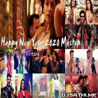 Happy New Year 2020 Mashup By DJ Ravish Poster