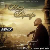Mann Bharrya (Audio Remix) - B Praak Poster