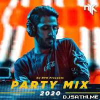 New Year 2020 Party Mix - DJ NYK Poster