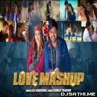 The Love Mashup 2020 - DJ Harshal Mashup Poster