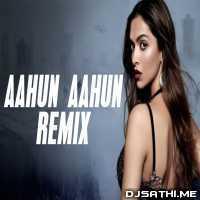 Aahun Aahun (Remix) - DJ Varsha Poster