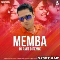 Memba (Remix) - DJ Amit B Poster