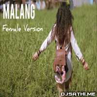 Malang Unplugged (Female Version) - Avanie Joshi Cover Poster