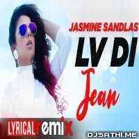 Lv Di Jean (Model Lyrical Remix) - Dj SSS Poster