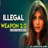 Illegal Weapon 2.0 Remix - DJ DNA n Raj Brothers Poster