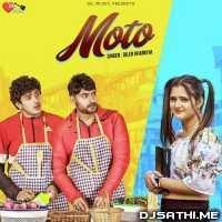 Hi Re Meri Moto - Ajay Hooda Poster