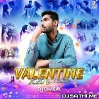 Valentine Mashup 2020 - DJ Dharak Poster