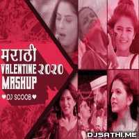 Marathi Love Mashup 2020 - DJ Scoob Poster
