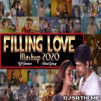 Filling Love Mashup 2020 - DJ Sourav Poster