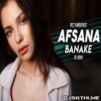 Afsana Banake - Dj Abhi India Remix Poster