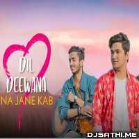 Dil Deewana Na Jaane Kab (Refix) Rawmats Poster