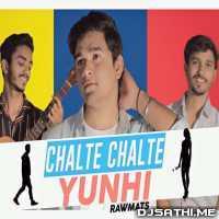 Chalte Chalte (Mohabbatein) Rawmats Poster