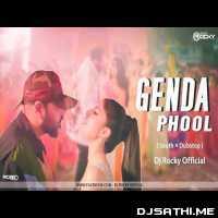 Genda phool (South x Dubstep) Dj Rocky official Poster