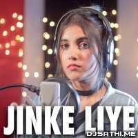 Jinke Liye Cover - AiSh Poster