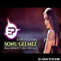 Bilal Sonses ft. Seda Tripkolic - Sonu Gelmez (Kadir YAGCI Remix) Poster