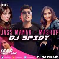 Jass Manak Mashup - DJ Spidy Poster
