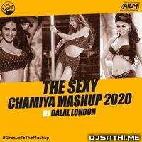 The Sexy Chamiya Mashup - DJ Dalal London Poster