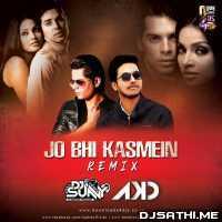 Jo Bhi Kasmein Remix - DJ Sunny x DJ AKD Poster