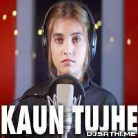 Kaun Tujhe Cover - AiSh Poster