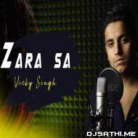 Zara Si Dil Mein Cover - Vicky Singh Poster