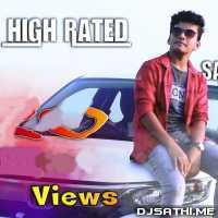 High Rated Gabru - Satyajeet Jena Poster