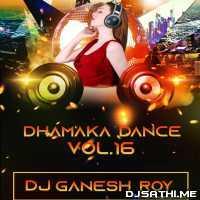 Bhojpuri VS Haryanvi (Pagal Dance) DJ Ganesh Roy Remix Poster