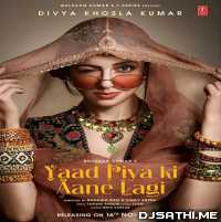 Yaad Piya Ki Aane Lagi - Dj Abk Production Poster