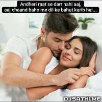 Abhi Saans Lene Ki Fursat Nahi Hai Cover - Krishna Singh Poster