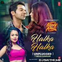 Halka Halka Suroor Hai - Neha Kakkar Poster