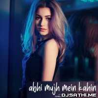 Abhi Mujh Mein Kahin Cover - Sunil Kamath Poster