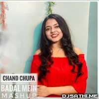 Chand Chupa Badal Mein Cover - Ashwini Poster