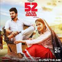 52 Gaj Ka Daman - Renuka Panwar Poster
