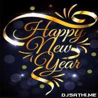 Happy New Year 2021 Dj Remix Poster