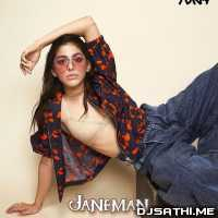 Janeman Cover - Anju Sharma Poster