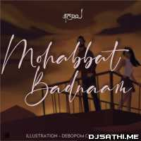 Mohabbat Badnaam - JalRaj Poster