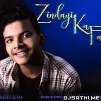 Zindagi Ka Fasana (Unplugged) - Satyajeet Jena Poster