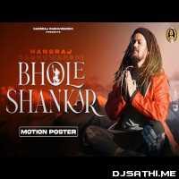 Bhole Shankar - Hansraj Raghuwanshi Poster
