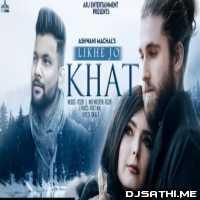 Khat (New Version) Ashwani Machal Poster